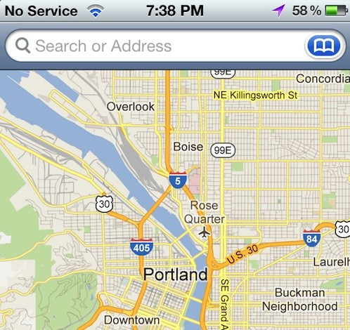 Ryan Petrich ha trovato il metodo per installare Google Maps su iOS 6