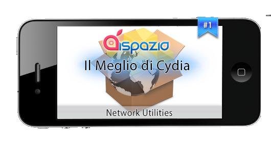 Il Meglio di Cydia: Network Utilities