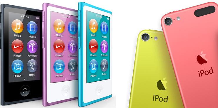 Disponibili i primi video hands-on dei nuovi iPod Touch e iPod Nano [Video]