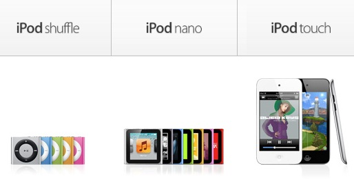 Linea iPod