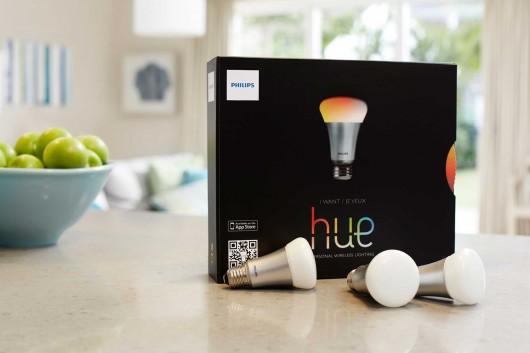 Hue, la lampadina di Philips controllata tramite dispositivi iOS ...
