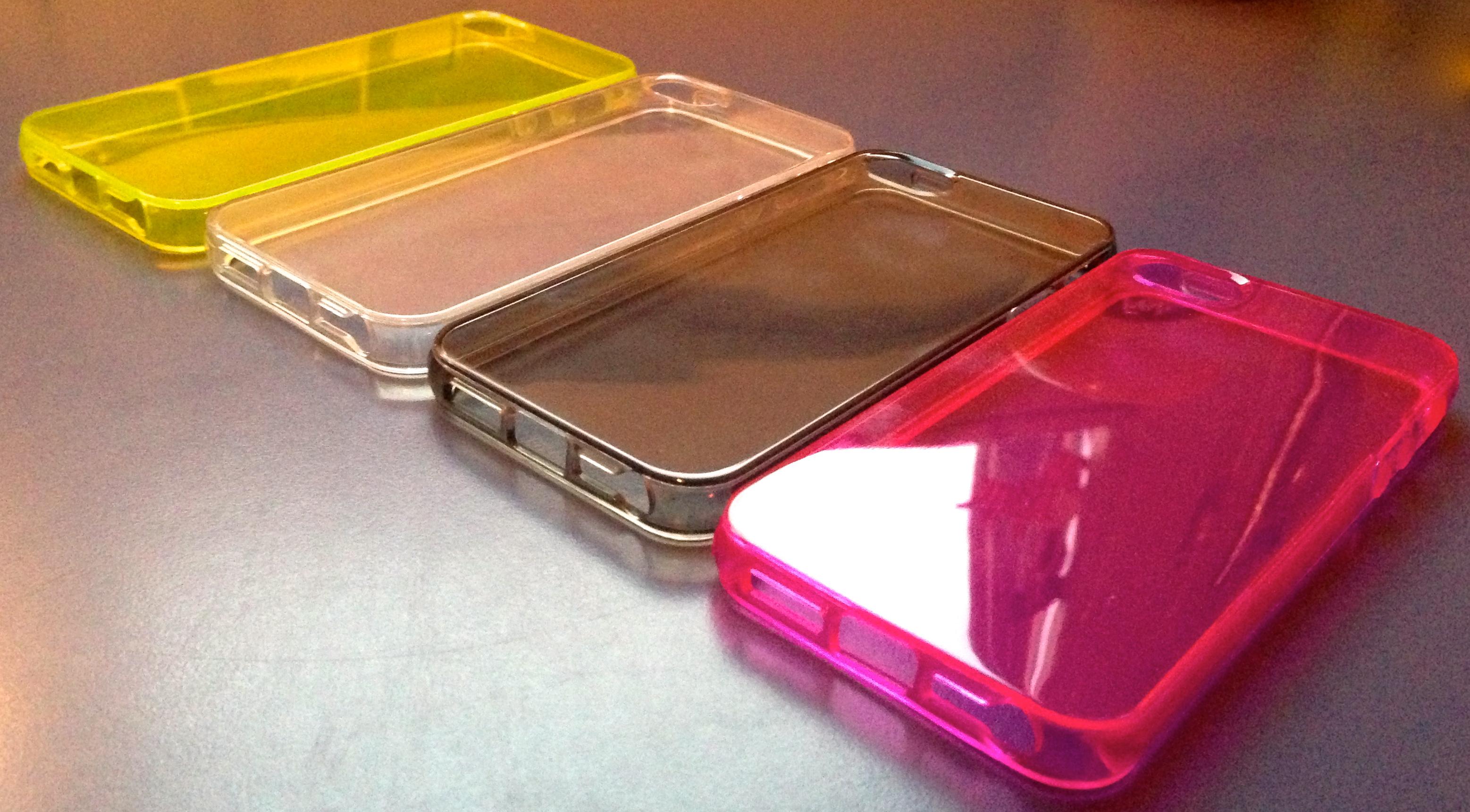 Custodia trasparente colorata per iPhone 5 CoverStyle: recensione + CODICE SCONTO   iSpazio Product Review