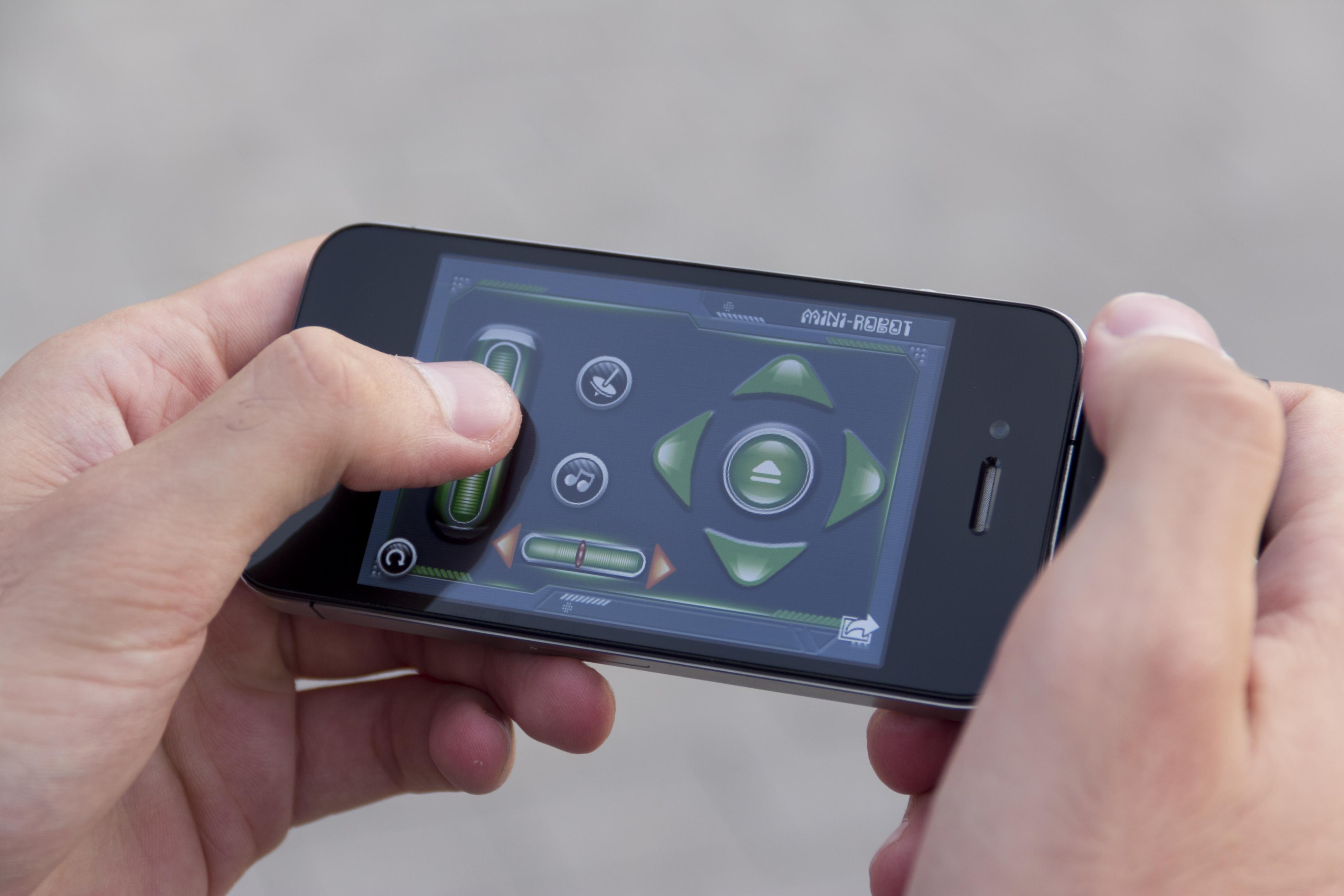 Ispazio Prova I Nuovi Insetti Telecomandati Da Dispositivi Ios