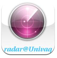 radarUnivaq, l'applicazione per visualizzare la posizione geografica degli studenti UNIVAQ | Quickapp
