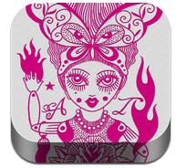 Amanda Toy: l'applicazione della nota designer per tutti gli amanti dei tatuaggi | QuickApp