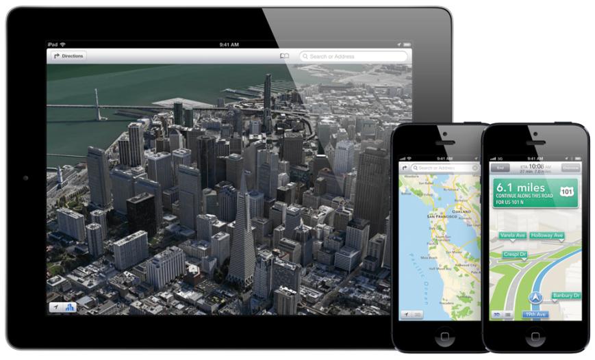 iOS 6.0.1 verrà rilasciato nelle prossime settimane. iOS 6.1 arriverà dopo le feste.