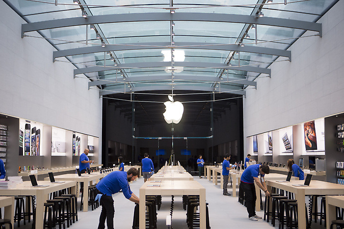 apple store 2 - ispazio