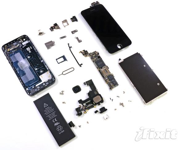 Foxconn: l'iPhone 5 è il dispositivo più complicato che abbiamo mai assemblato
