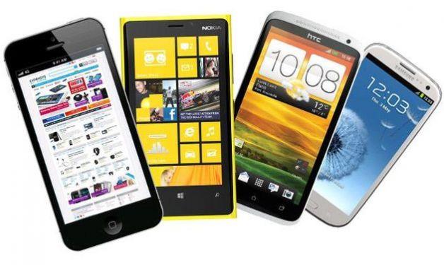 Samsung, in rapida ascesa, domina il mercato degli smartphone seguita da Apple e ZTE