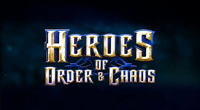 Heroes of Order & Chaos da domani disponibile in App Store [Video]
