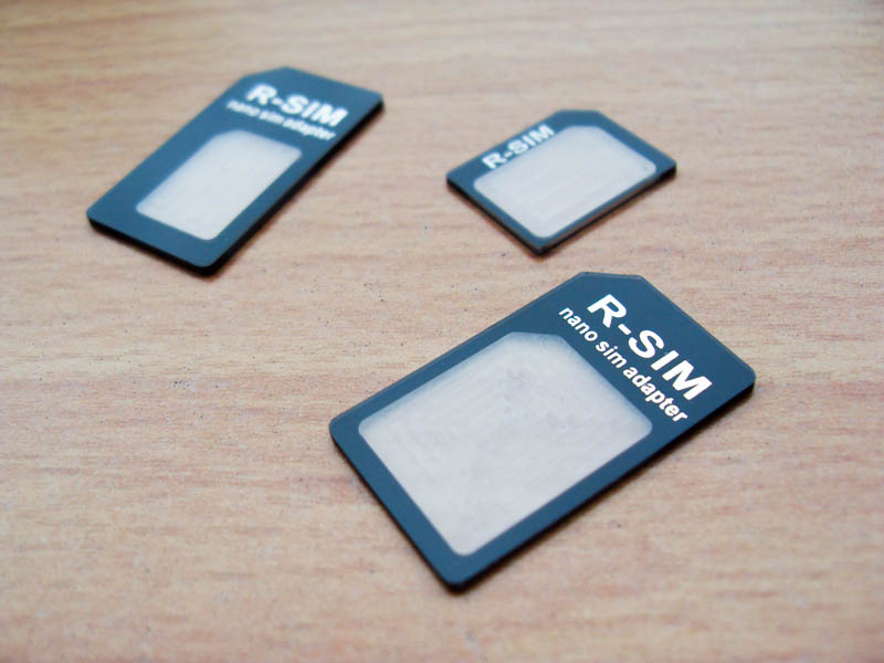 Adattatori Nano – Micro SIM 3 in 1 per ogni evenienza, da Anycast Solutions | Product Review