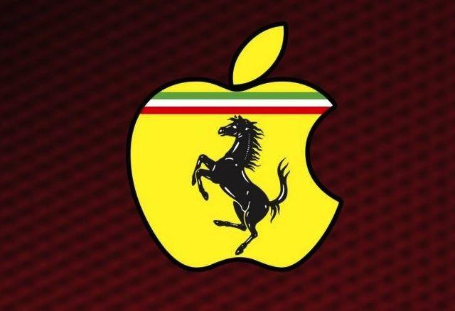 ferrari apple - ispazio