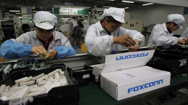 Foxconn pensa ad un nuovo impianto produttivo negli Stati Uniti