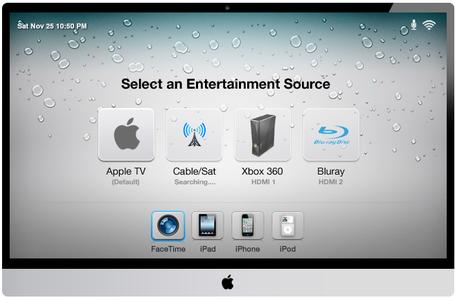 L'attesissima iTV di Apple in uno stupendo concept