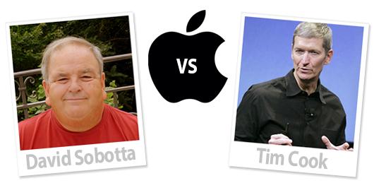 Tim Cook non ha passione per la tecnologia e di conseguenza per i prodotti della sua azienda