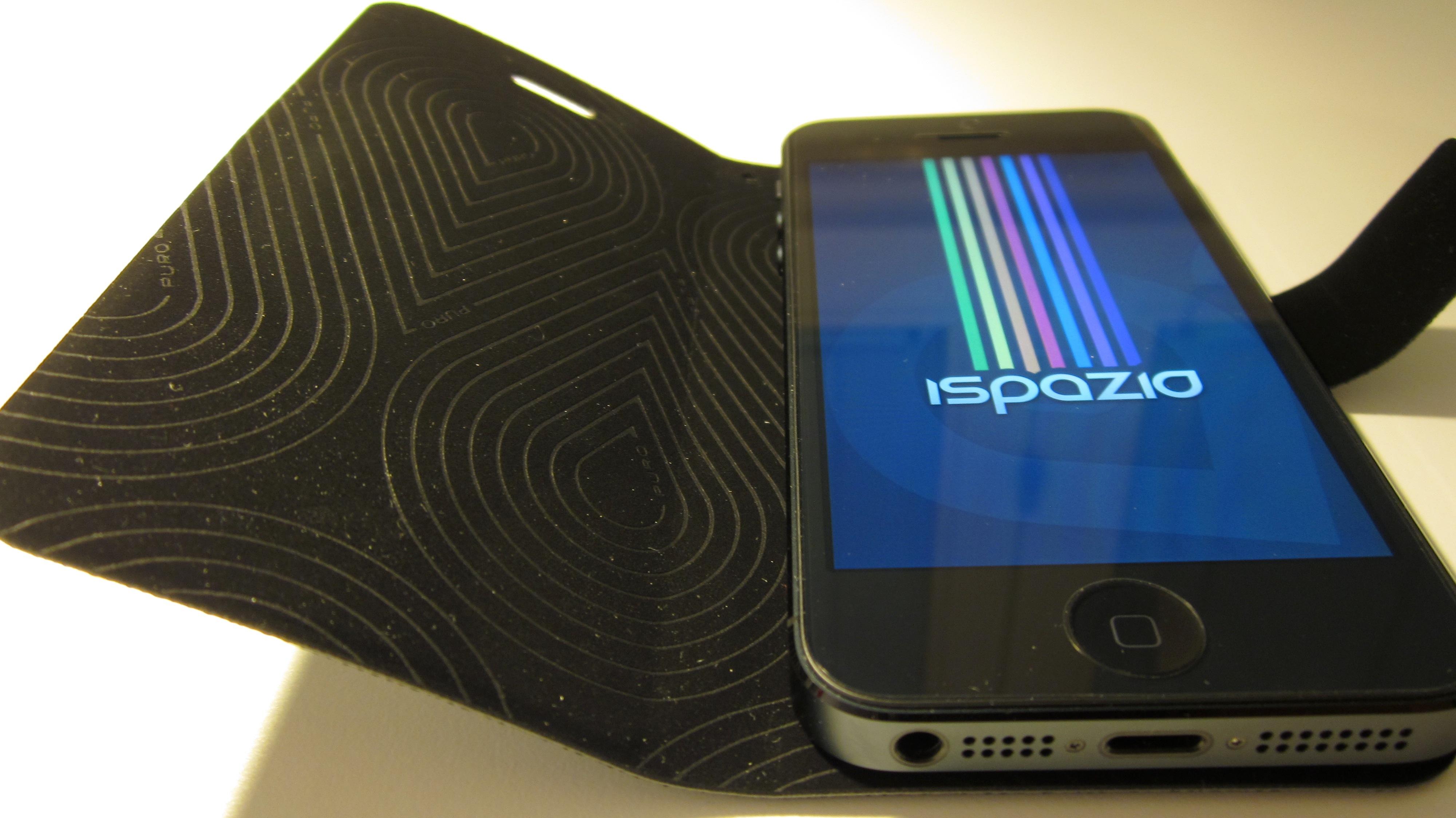 Proteggete il vostro iPhone 5 con le custodie Booklet Slim di Puro | iSpazio Product Review