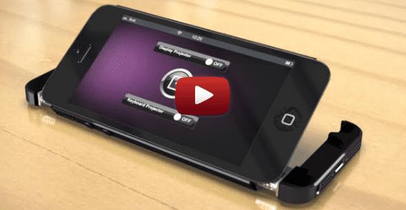 iSpazio-concept-iphone-proiettore