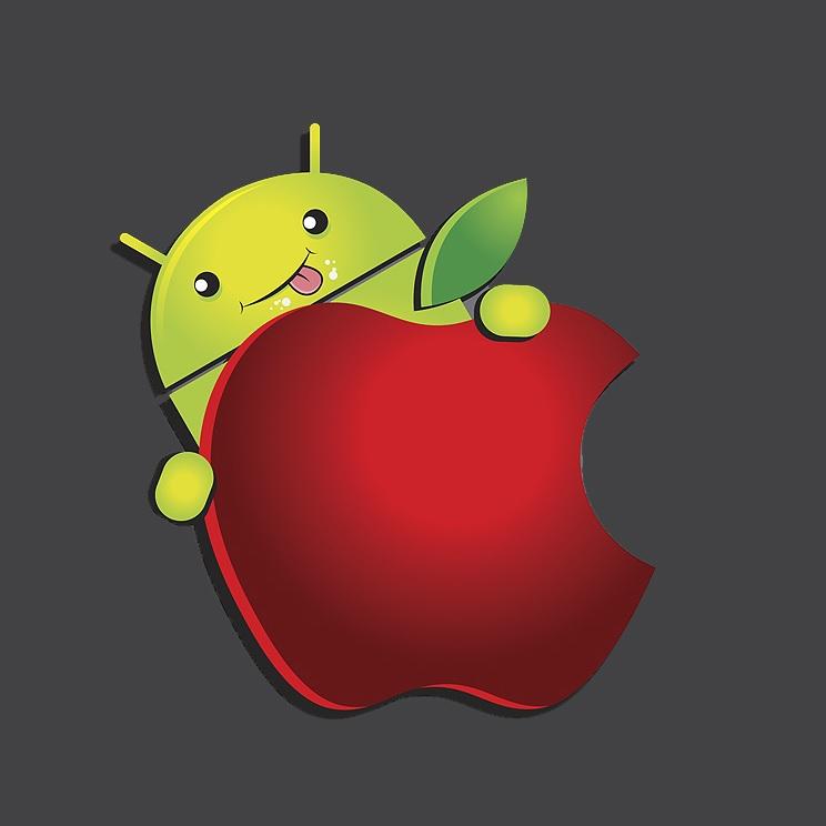 In America Apple batte Google, con un solo terminale!