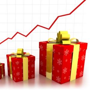 Valori record per il mercato di smartphone e tablet nel giorno di Natale, crescite nell'ordine del 300%