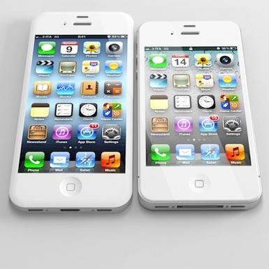 I consumatori preferiscono l'iPhone 5 ai precedenti modelli