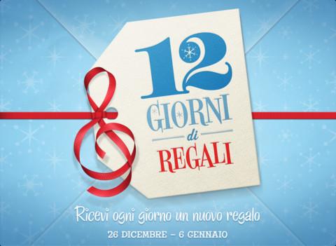 12 giorni di regali iTunes: ecco l'ultimo contenuto GRATIS soltanto per oggi!