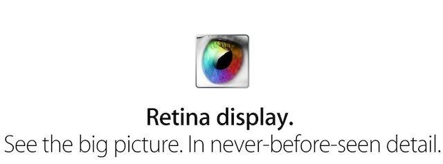 retinadisplayistrademark