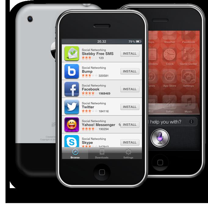 12/12/12 alle 12.12.12 i vecchi iPhone ricevono una nuova linfa: Whited00r 6.0