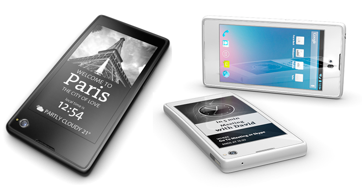 YotaPhone: lo smartphone Android dotato di due display [Video]