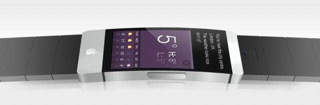 iWatch mostrato in un fantastico concept dal display curvo: sarà così il prossimo prodotto Apple?