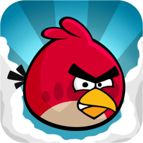 Angry Birds icona