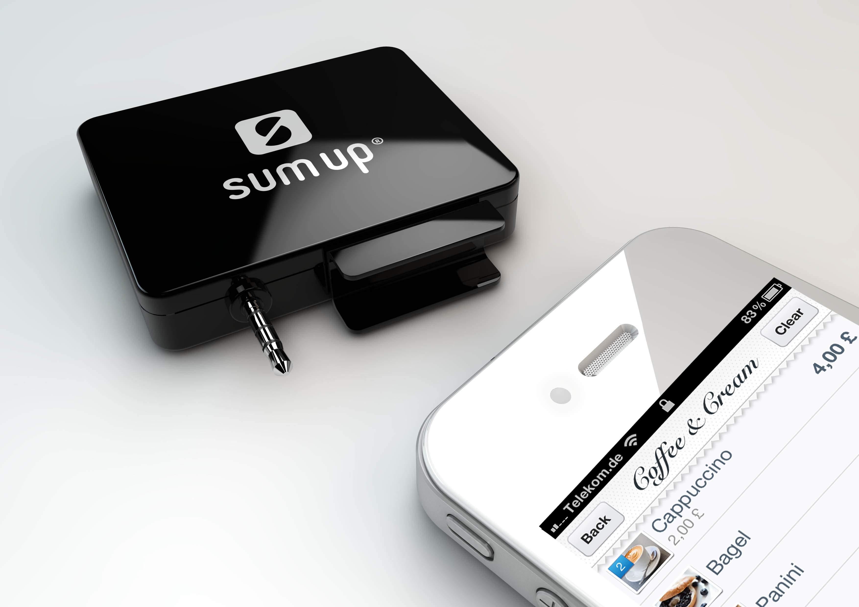 SumUp iPhone