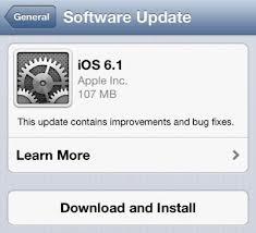 Record di adozioni per iOS 6.1: il 22% di tutti gli utenti mobile di Apple ha già aggiornato in meno di due giorni!