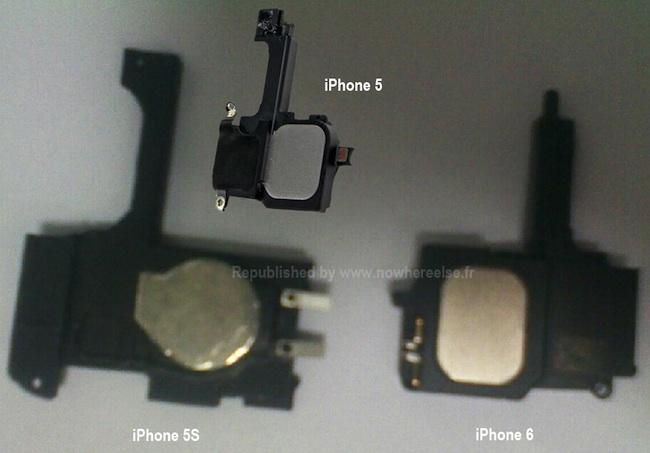 componenti iphone 6 - ispazio