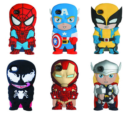 custodia iphone marvel