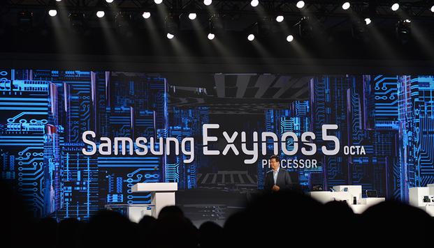 Samsung presenta i processori da 8-Core Exynos 5 Octa per smartphone e tablet