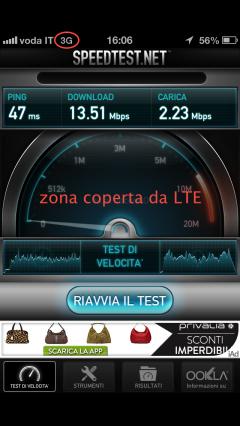 iSpazio-LTE-vodafone-napoli 3g