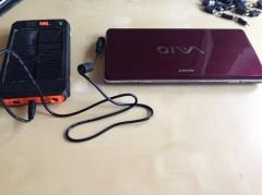 iSpazio-electrevolution-caricabatteria solare-Sony Vaio