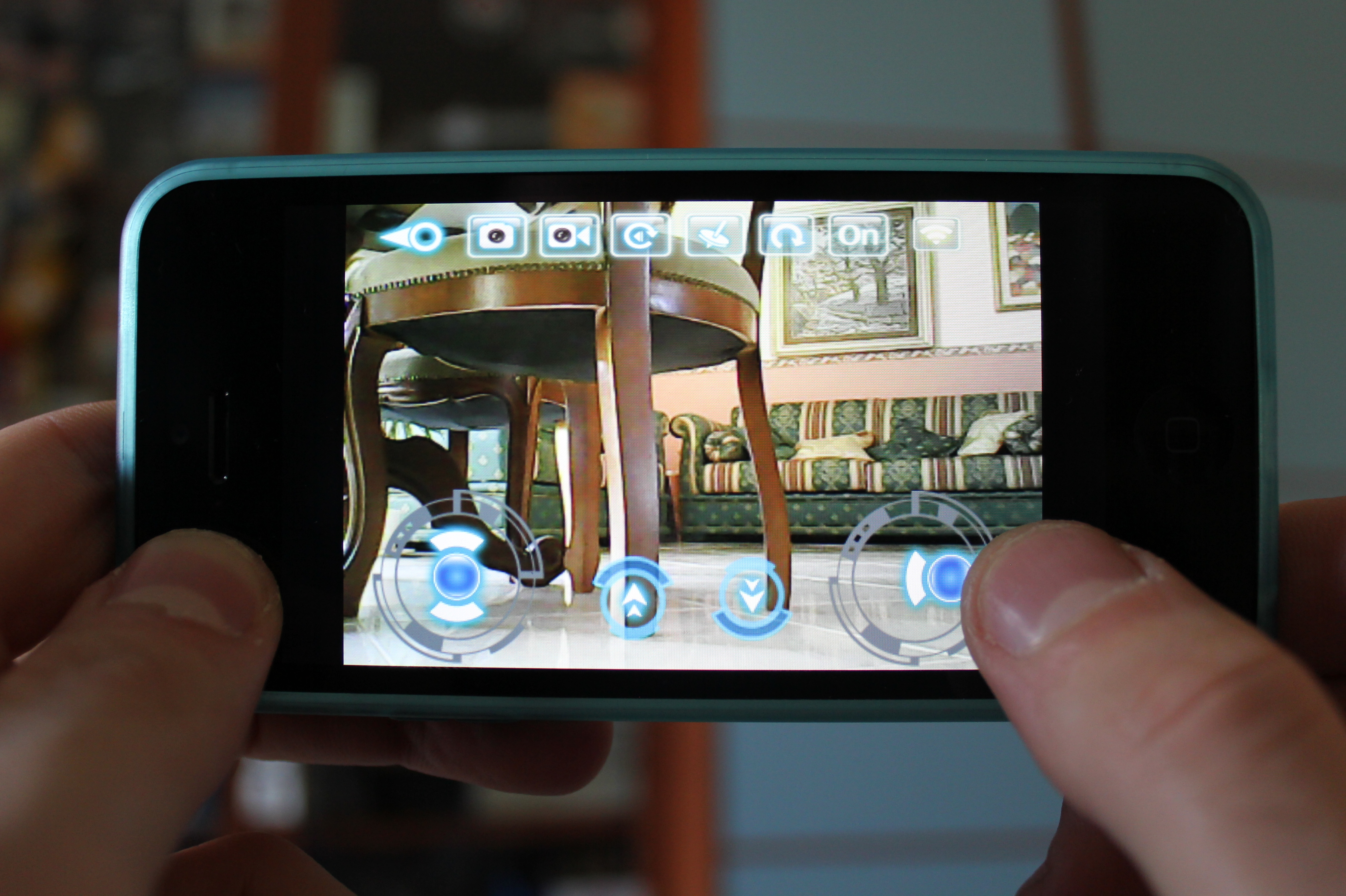 spiare iphone tramite wifi