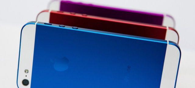 iphone 5s colori