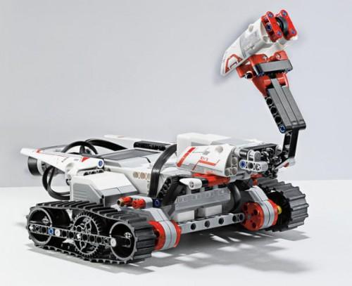 CES 2013: Lego presenta i robot telecomandati da dispositivi iOS e Android