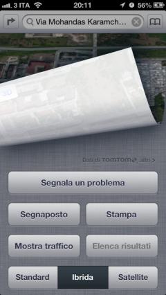 mappe ispazio