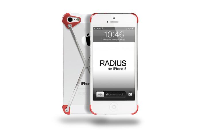 radius rosso