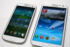 I rivenditori del Regno Unito consigliano dispositivi Samsung su quelli Apple