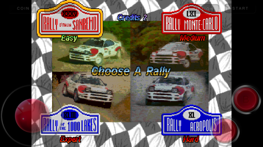 mame4ios reloaded world rally