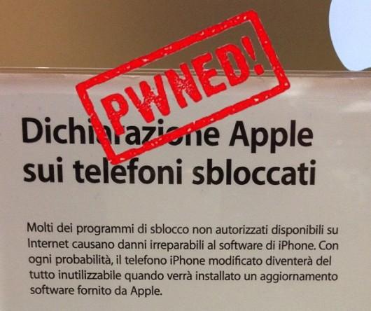 pwned Jailbreake apple ingmar1o