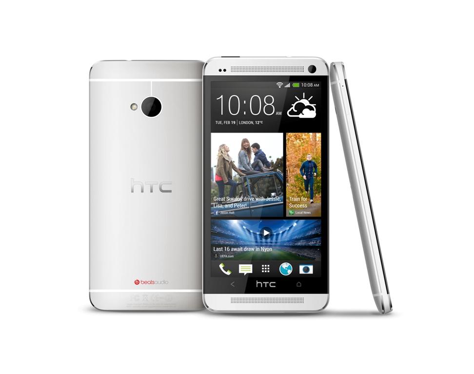 HTC One: il nuovo smartphone con processore quad-core e display da 4,7″ [Video]