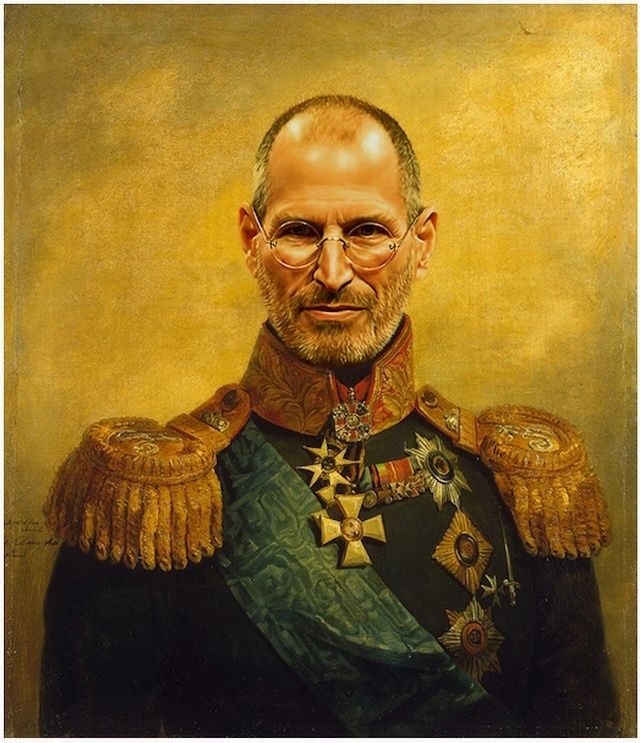 Jobs russo