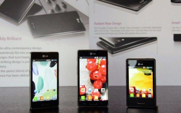 [MCW] LG aggiorna la sua serie di smartphone Serie L