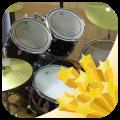 Suona una batteria professionale con Real Drums Super Stars   QuickApp