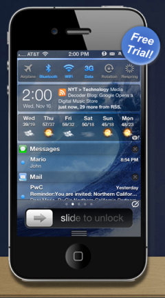 intelliscreenX tweak free
